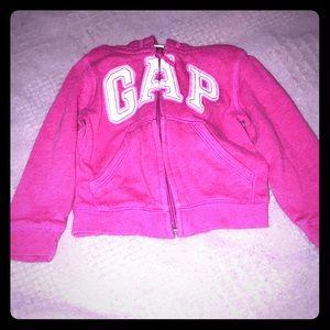 Pink GAP Hoodie Sweatshirt